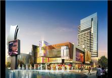 建筑设计-赣州书城CBD项目