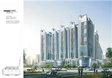 建筑设计-深圳TIME现代城项目