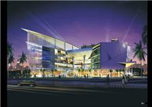 建筑设计-深圳坂田商贸中心项目