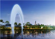 建筑设计-岳阳亮山广场项目