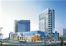 建筑设计-湖北领袖中原项目
