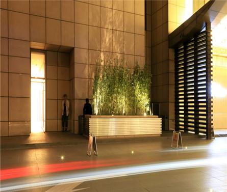 北京銀泰中心景觀改造