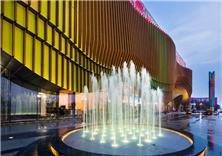 上海青浦万达茂展示中心