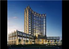 建筑设计-郑州天明城项目