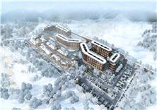 新疆丝绸之路雪域大厅项目