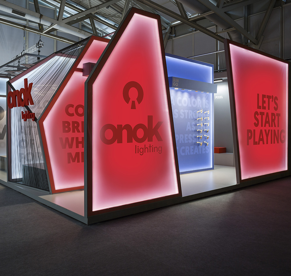 technical lighting firm Onok Lighting