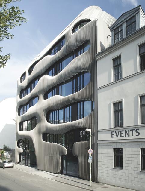 德国柏林 Johannisstrasse 3住宅建筑
