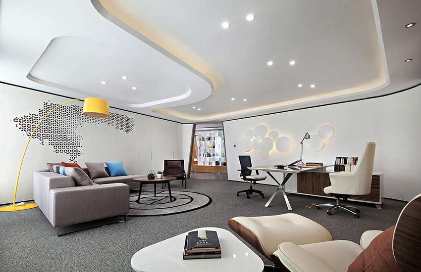 9昆明海伦先生办公空间设计-总经理办公室1.jpg