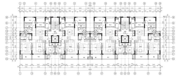 大洋房六层平面.jpg