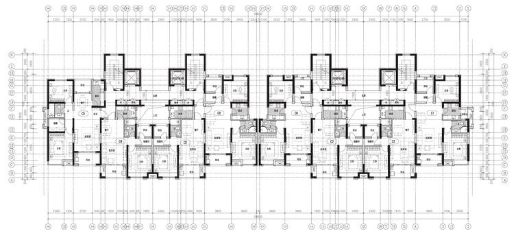 高层住宅标准层平面.jpg