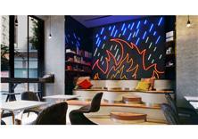Madera Cafe設計