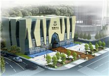 新首鋼 宜昌三峽國際會展中心綜合項目景觀設計