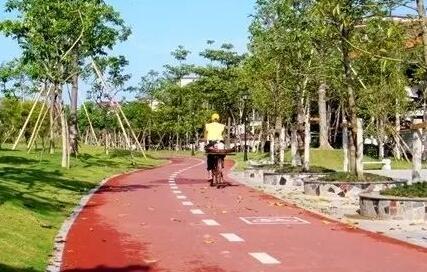西宁市绿道生态网络景观...