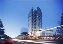 南沙保税港区物流区配套二期建筑方案设计