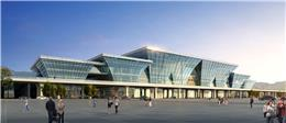 贵阳北站建筑设计