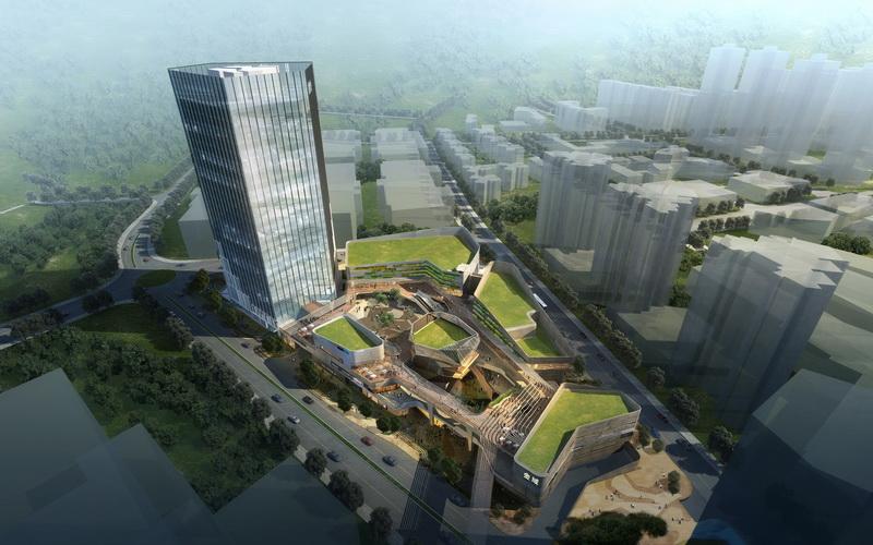 深圳蛇口汇港商业中心