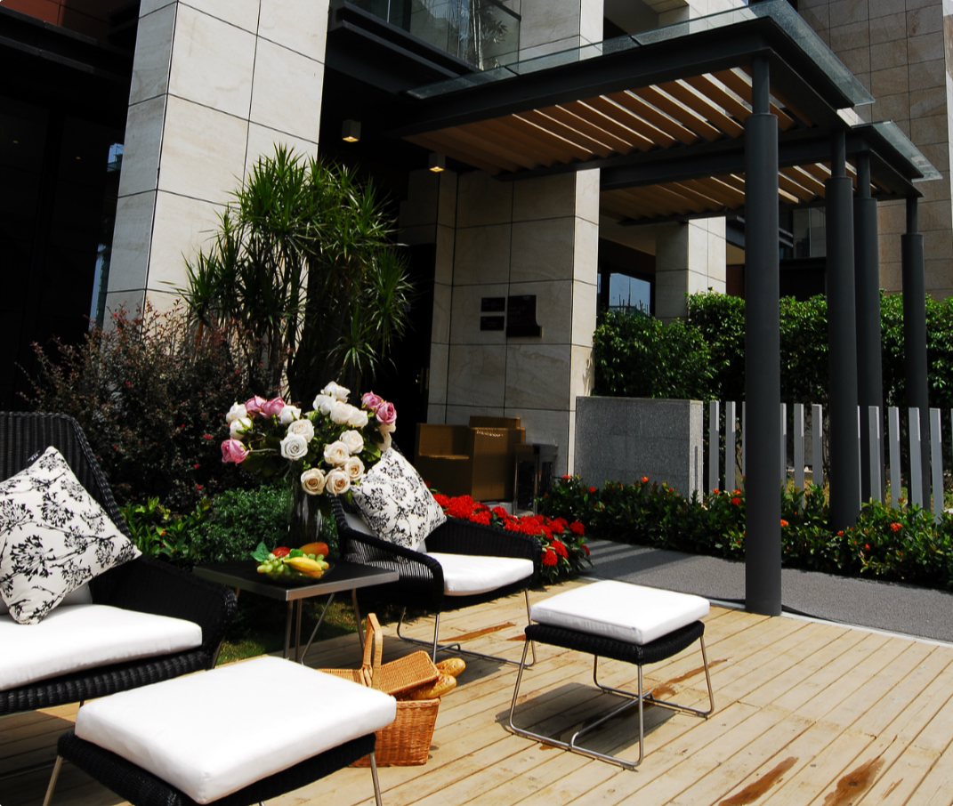 广州南沙时代南湾景观设计