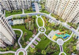 上海中海万锦城三期居住区景观设计