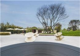 長沙萬科金域緹香景觀設計