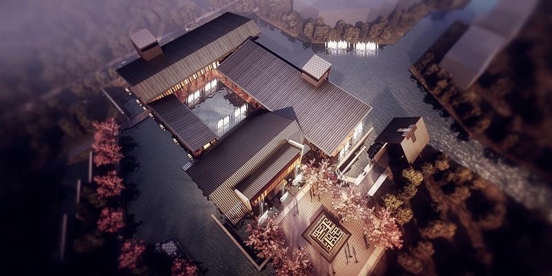西塘古镇民俗文化馆