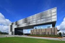 珠海航空新城規劃展覽館