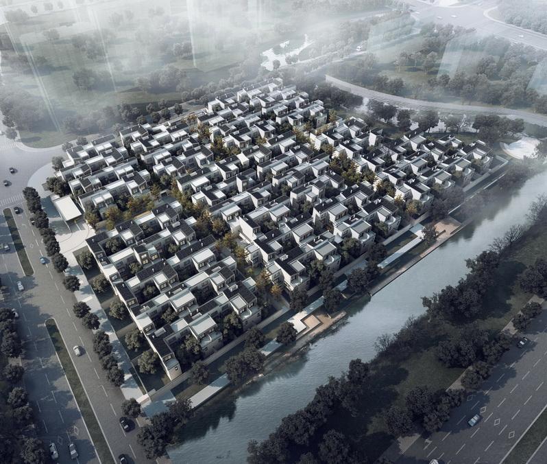 杭州万科未来城三期 - 梦溪里