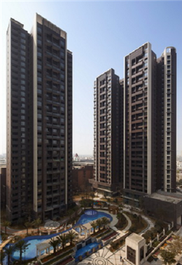 建筑設計-四川萬景國際中心項目