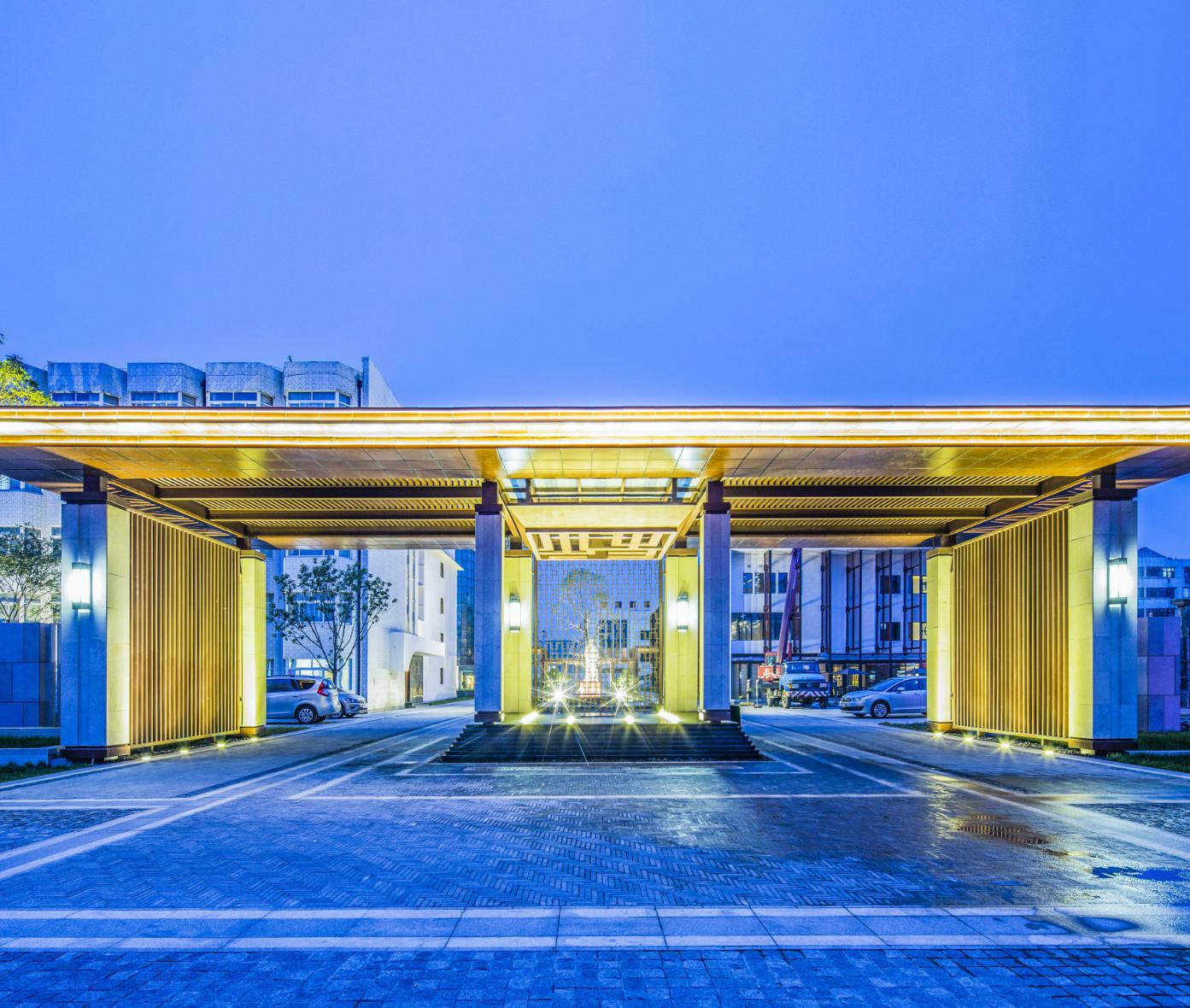 聊城东阿阿胶生物科技园(酒店)