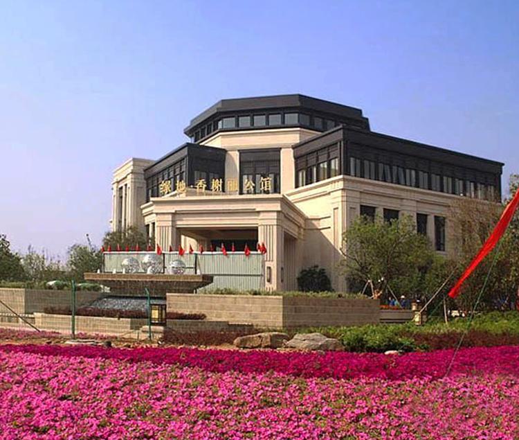 济南绿地香榭丽公馆