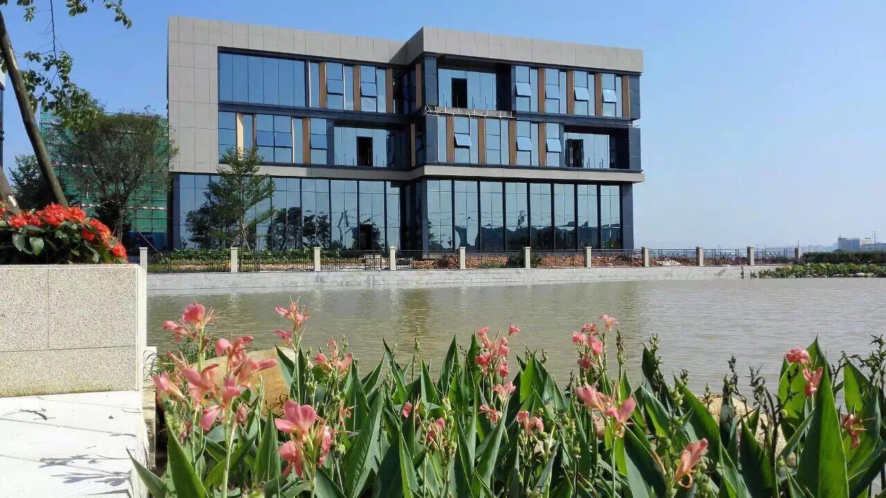 产业园景观设计---清远·天安智谷