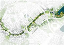 香港启德河概念设计
