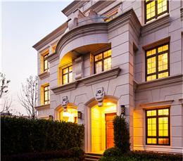 上海中海紫御豪园建筑设计