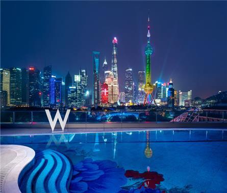 上海外滩 W 酒店