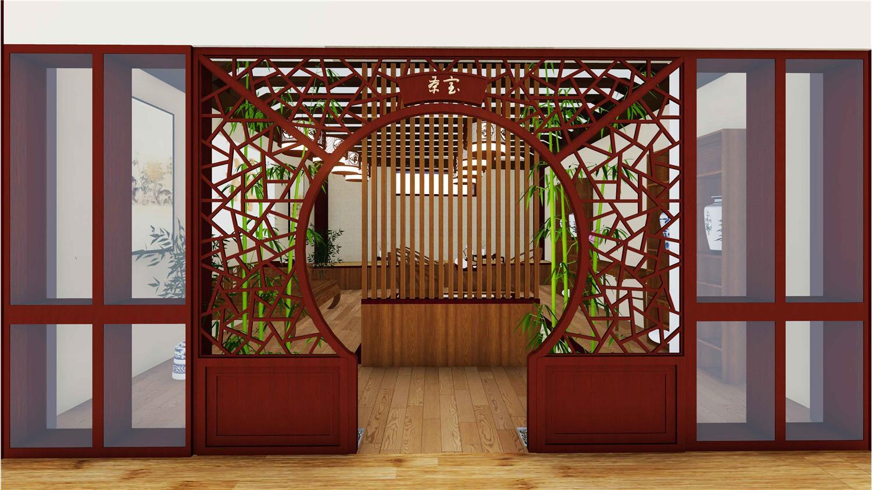 泰国曼谷观音寺设计