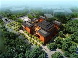 中國三峽宜昌古佛寺概念性規劃與建筑方案設計