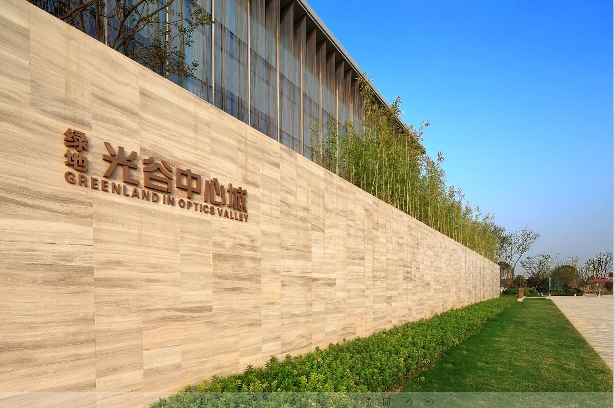 林空鹿影--武汉光谷中心城
