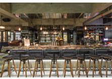 西班牙餐廳 Sal Curioso設計