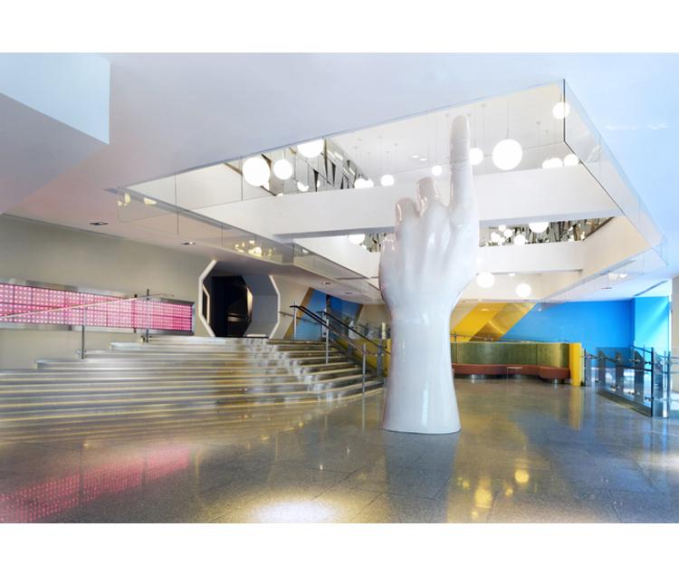 Genesis商廈大堂及創意工作區設計