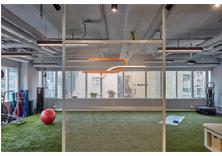 Precision Fitness健身室設計