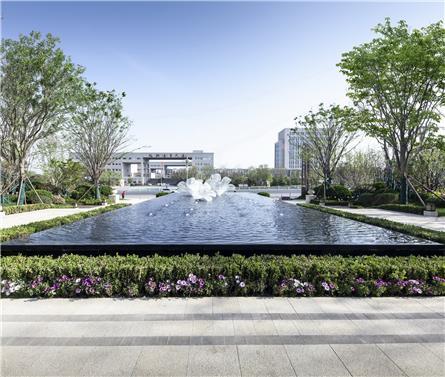 恒信绿城·百合花园示范区