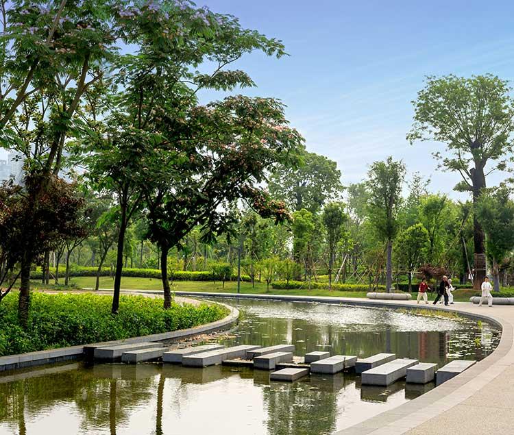 五百滩市民公园