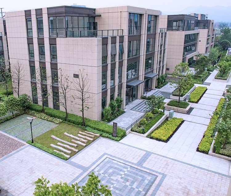浙大网新银湖产业园