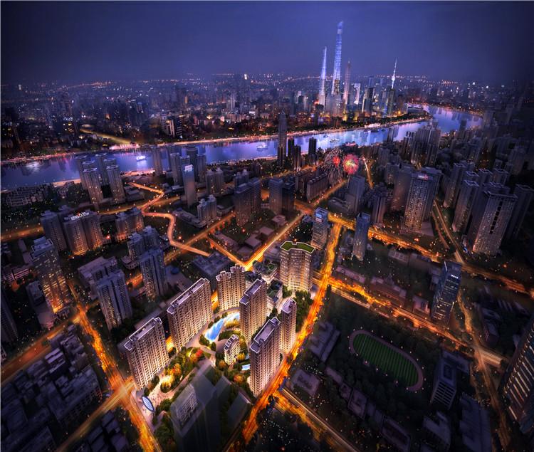 上海首创天阅滨江