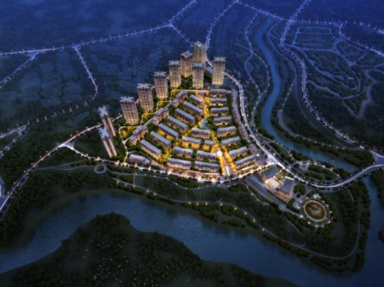 鲁能·北渝星城