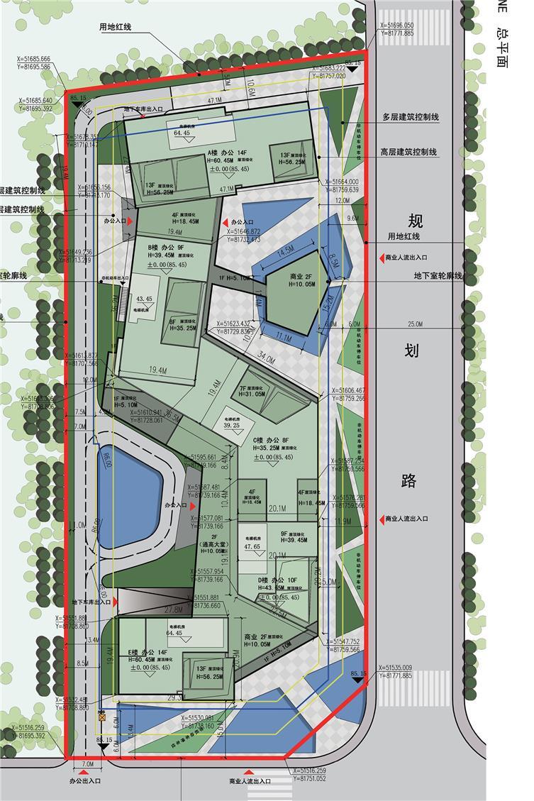 郑州建业智慧港