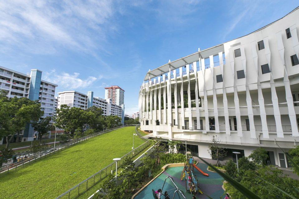 新加坡 Heartbeat@Bedok
