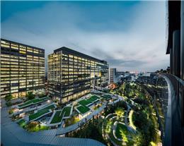 新加坡丰树商业城二期