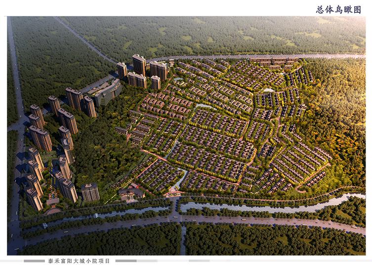 富阳泰禾·大城小院