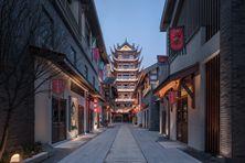 重庆融汇半岛·茶花小镇