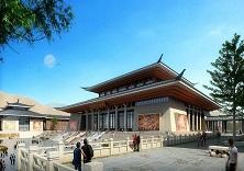 敦煌絲綢之路國際會展中心